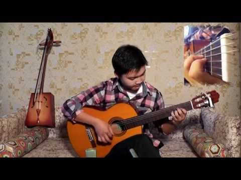 Paul Gilbert Flamenco cover