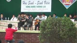 song tấu hamonica+guitar(Thang Doan+Tien Tran)