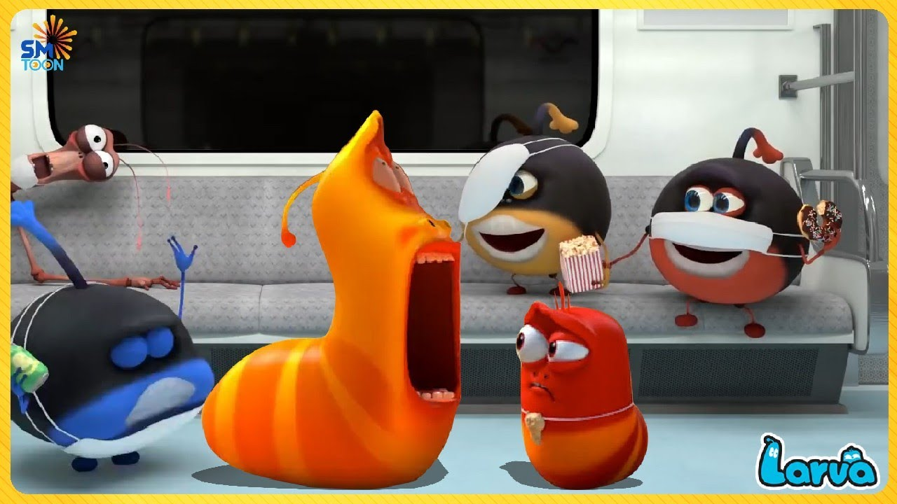 Download Larva Full  Episode | 1 Hour Compilation 🍟 Cartoons - Comedy - Comics 🥟 New Animation Movies 2020