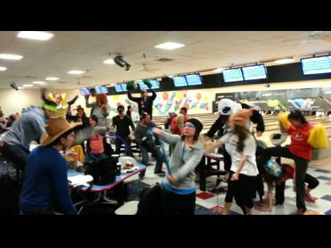 Harlem Shake Bowling Alley: League Bowlers