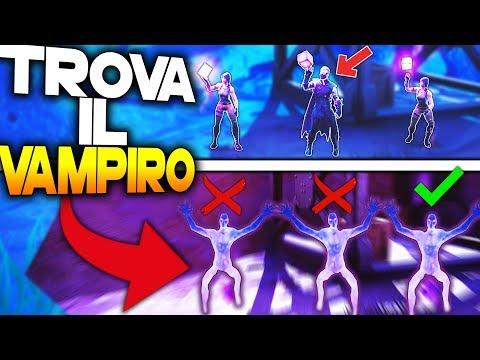 GHOST ROULETTE TROVA IL VAMPIRO (MINI GIOCO) | FORTNITE ITA