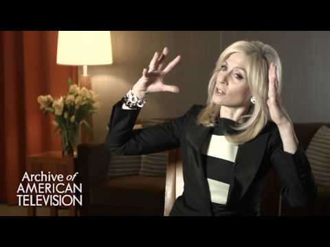 Judith Light discusses working with Tony Danza  EMMYTVLEGENDS.ORG