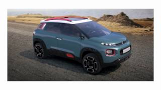 Reveal C- Aircross Concept: el Suv compacto by Citroën