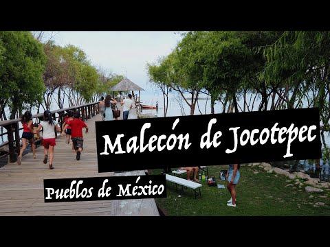 Malecon De Jocotepec: Jocotepec, Jalisco, Pueblos De México, 4K
