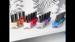 ОБЗОР Лаки для ногтей Golden Rose Rich Color / Kristina Beauty