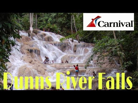 Carnival Vista Cruise Part 2 Ocho Rios Jamaica
