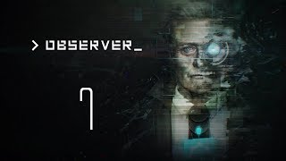 OBSERVER #7 : A whole lot of noise down in the basement