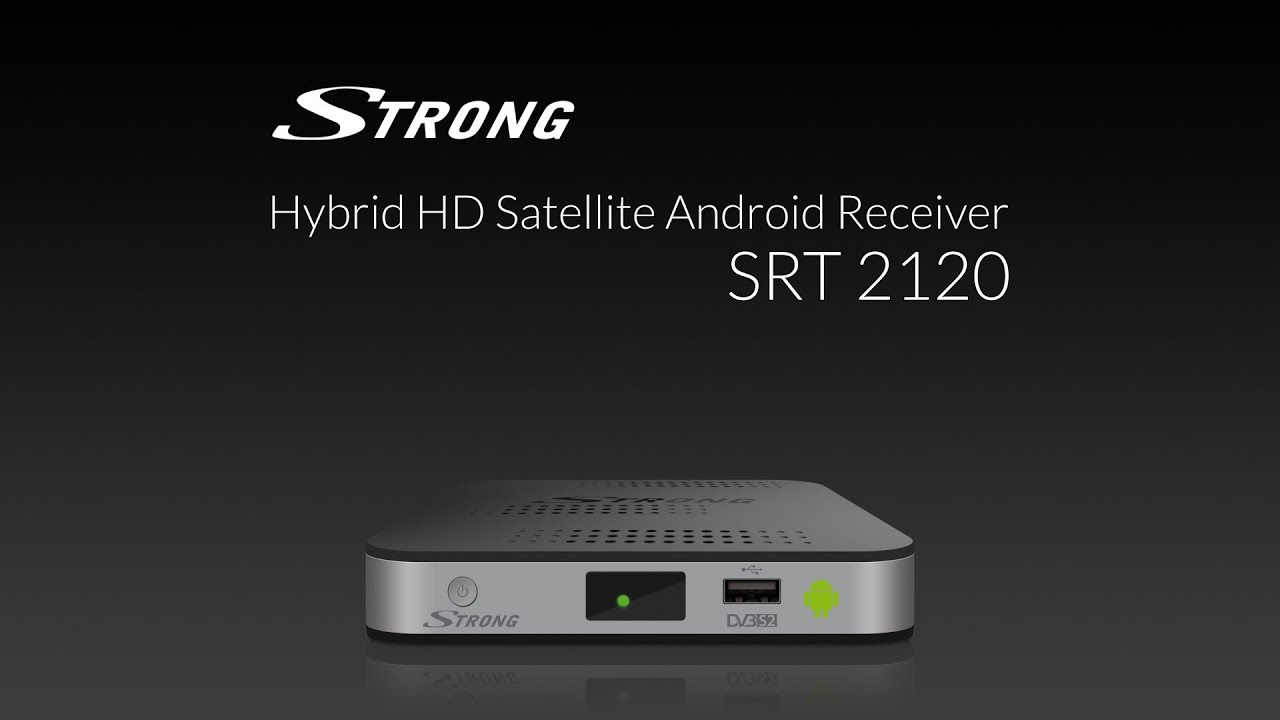 STRONG Hybrid HD Satellite Android Receiver SRT YouTube - Hd satellite images