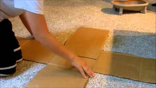 How To Make A Tech Deck Ramp Out Of Cardboard