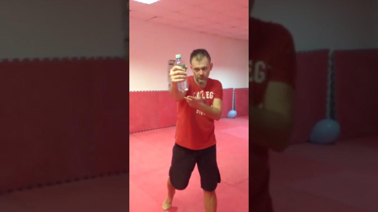 Нокаутирующий удар. Правильная техника исполнения