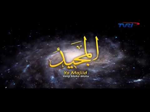 ASMAUL HUSNA (solawat Setelah Adzan MAGHRIB TVRI)