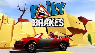 АНИТА ДРАКОН Отказали тормоза #28 Faily Brakes ГОНКИ ВИДЕО ДЛЯ ДЕТЕЙ про машинки VIDEO FOR KIDS cars