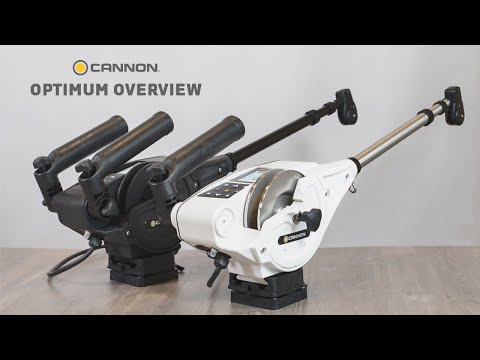 Cannon Optimum™ Downrigger Overview And What's Included