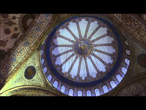 Blue Mosque Sultan Ahmed Mosque Istanbul Turkey Walkthrough
