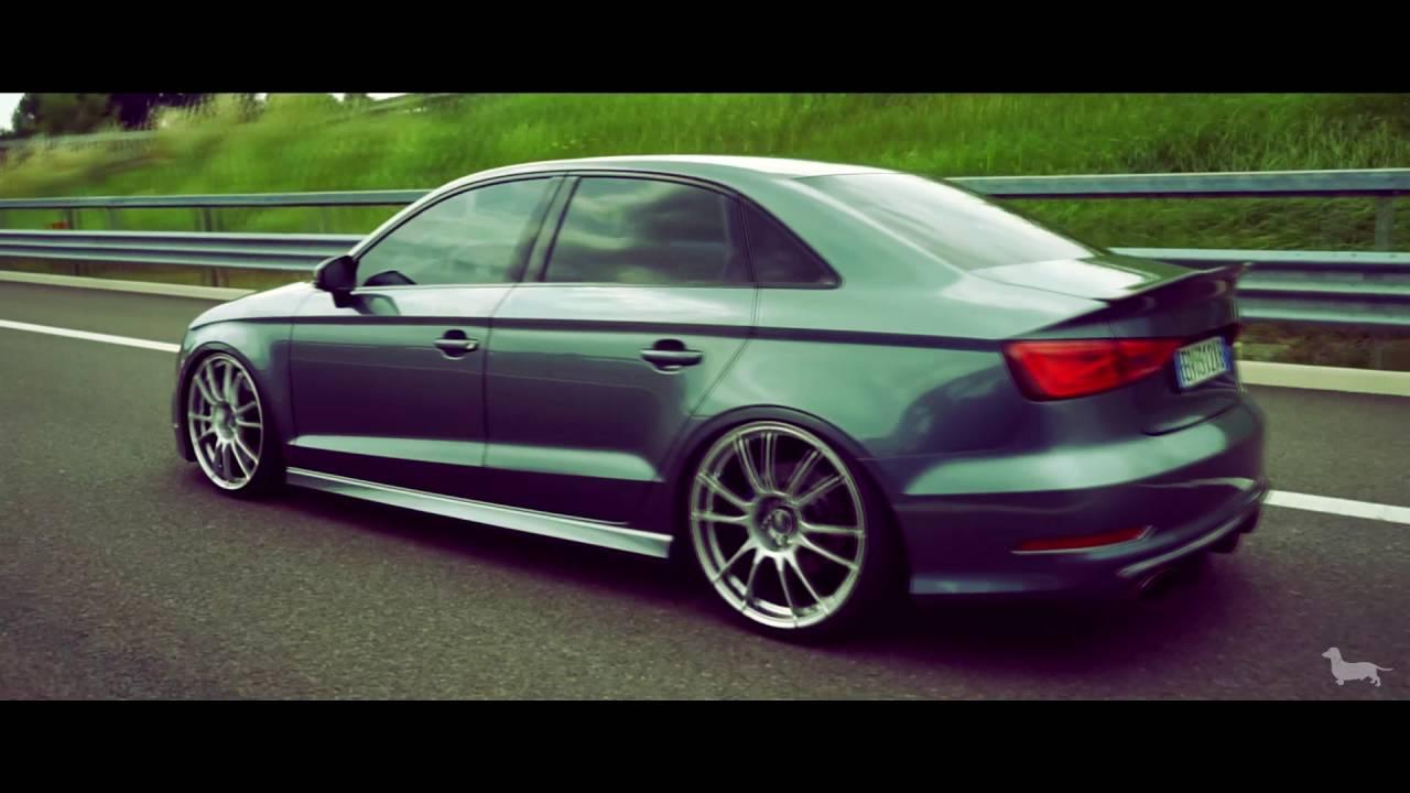 Audi Rs3 Sedan >> AUDI S3 Sedan Lowster - YouTube