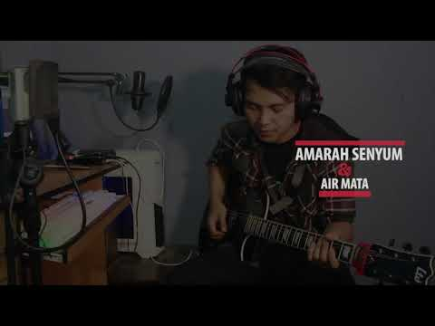 Amarah Senyum Dan Air Mata -alone At Last Guitar Cover