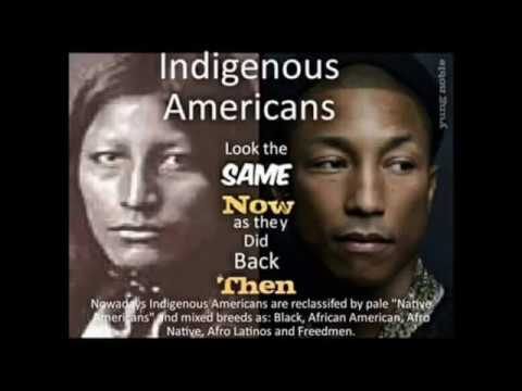 Indigenous Americans (courtesy of the Library of Congress & other Public Libraries)