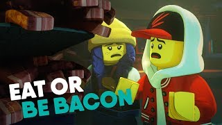 Don't Choke Now – LEGO Hidden Side Episode 3