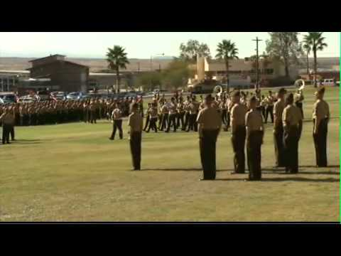 7th Marine Regiment Change of Command Ceremony