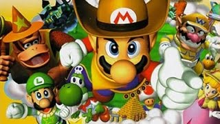 GET YOUR GREASY HANDS OFF MY STARS - MARIO PARTY LIVESTREAM