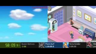 Megaman Starforce 2 Zerker X Ninja Speed Run Any% By LordVash26