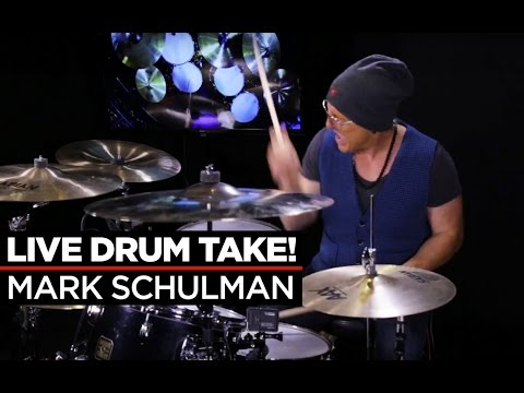 Mark Schulman   Live Drum Recording   Boldly Going Nowhere