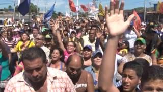 CRUZADA POR VENEZUELA: ARAGUA/SUCRE/ANZOÁTEGUI