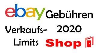 eBay Gebühren 2020 - Lohnt sich für dich ein eBay Shop ? [TEIL 5 / 6] видео