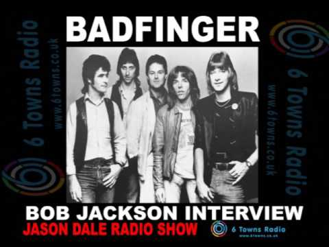 Jason Dale Interview with Bob Jackson From Badfinger Sept 2015