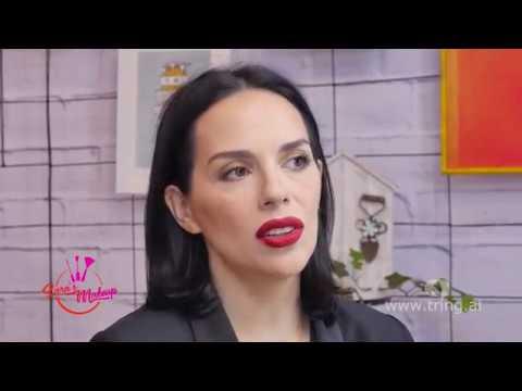 Saras make up - Episodi 2-Te grimohesh si Estela Ujka dhe Sara Karaj