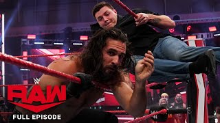 WWE Raw Full Episode, 3 August 2020