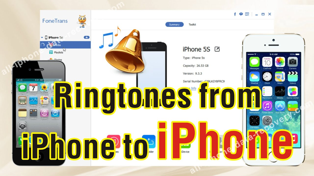 how to add ringtones to iphone without itunes how to transfer ringtones from iphone to iphone 7 6s plus 20740
