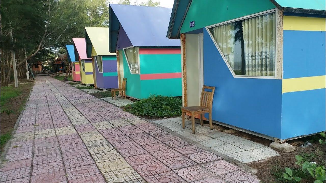 BÃI TẮM ĐỒI DƯƠNG LAGI ( Resort Ba Thật , Khách sạn Hoàng Long, Khu Du Lịch Tam Hải )