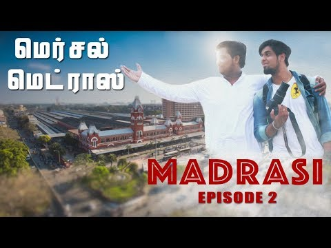 Life Of A Photographer In Chennai : Hidden Artistic Things | Meet Your Madrasi In Episode - 02