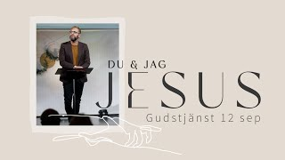 Gudstjänst 12 sep  Jesus & din framtid