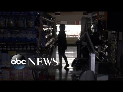 Californians without power to reduce wildfire risk l ABC News