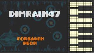 Dimrain47 - Forsaken Neon [Piano Cover]
