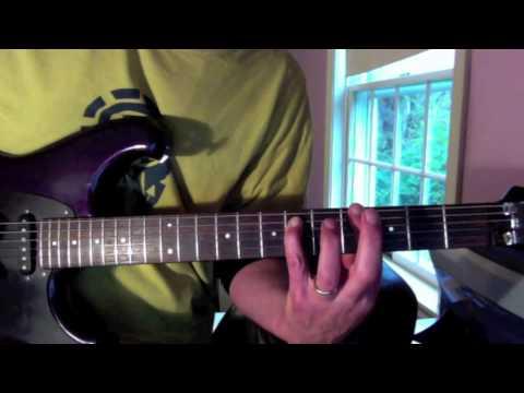 Come Undone - Duran(guitar cover) Tutorial