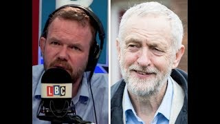 The Caller with James O'Brien, Who Won't Support Corbyn Because He's Not Left Wing Enough