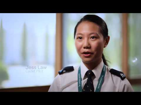 Cathay Pacific - Key milestones to becoming a Pilot