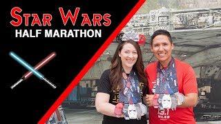 Star Wars Half Marathon at Walt Disney World 2018 |  Kessel Run & Challenge