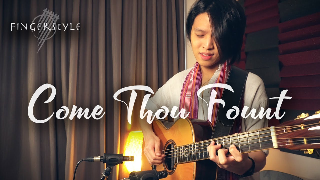 Come Thou Fount of Every Blessing - Fingerstyle Guitar | Neil Chan