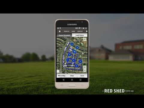 Android Walking Farm® : Prospecting & Lead Management