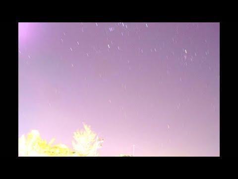 Flat Earth Sky Grid Captured on Film thumbnail