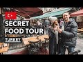 IS TURKISH FOOD GOOD? | Secret Food Tours Istanbul Kadikoy | Turkey Travel Vlog