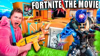 FORTNITE IRL The MOVIE! Doomsday Is HERE Box Fort Survival