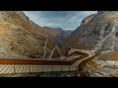 Trollstigen Visitor Centre Norway