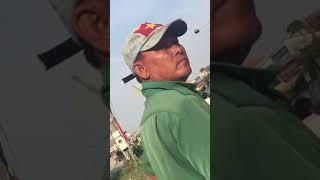 Gần đến chợ Bình Chánh, TPHCM 04 02 CSGT ùa ra bắt người