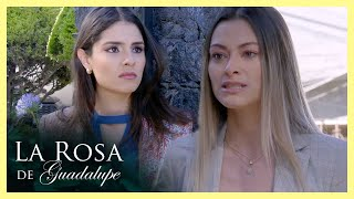 La Rosa de Guadalupe: Tania traiciona la amistad de Celeste   Quien bese mejor