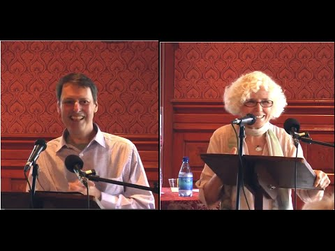 Marin Poetry Center presents Poet Laureates Joeseph Zaccardi and Prartho Sereno